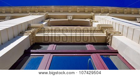 Architectural Window Perspective