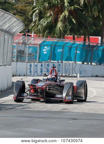 Stephane Sarrazin, Formula E - Putrajaya ePrix, Malaysia, 2015