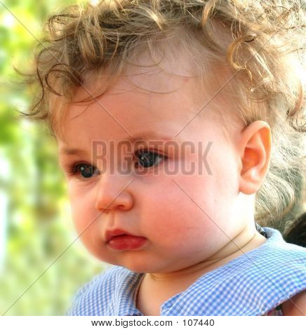 Cara de bebé