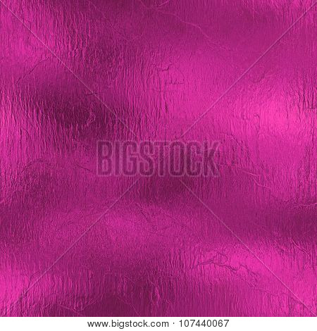 Pink Foil HD Texture