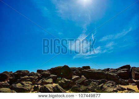 Stone range  Kamyana Mohyla