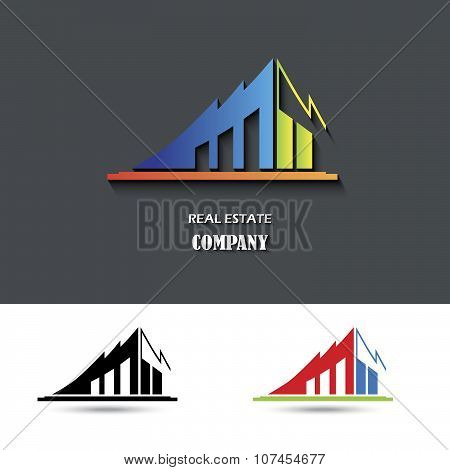 House Symbol Design Vector Illustration