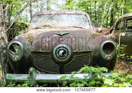 Busted Studebaker