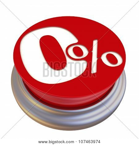 Zero percent Off Button