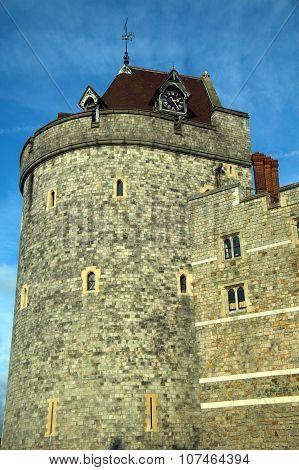 Curfew Tower of Windsor Castle