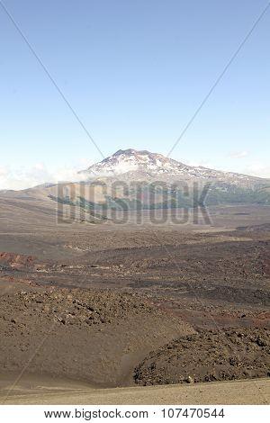Tolhuaca Volcano, Chile