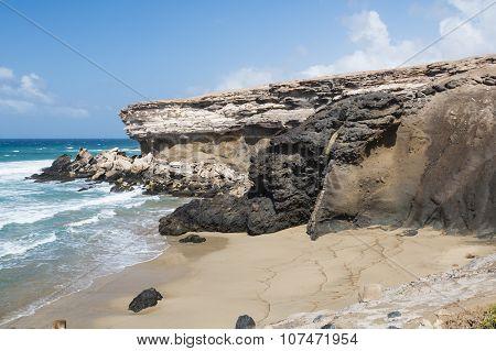 La Pared Beach, Fuerteventura