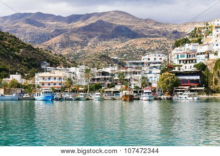 Picturesque Agia Galini