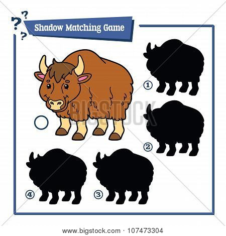 funny shadow yak game.