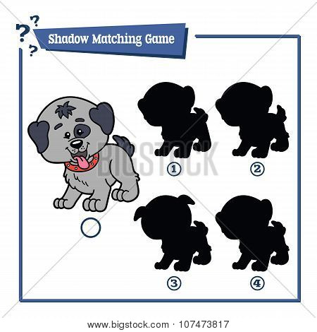funny shadow dog game.