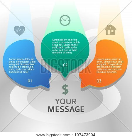 Business-brochure-page-background-blur-gradient-with-talk