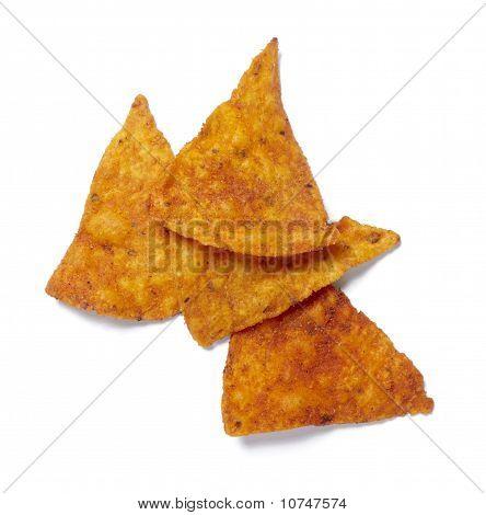 Potato Chips Junk Salted Food