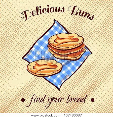 Bread On A Napkin 5