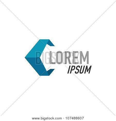 Letter C Technical Logo
