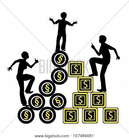 Child Custody And Money