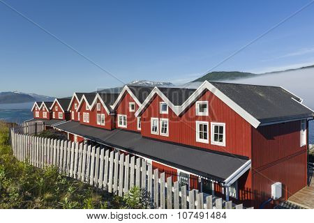 Vacation Houses On Lofoten Islands