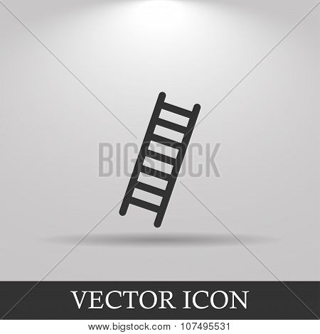 Ladder Icon - Vector