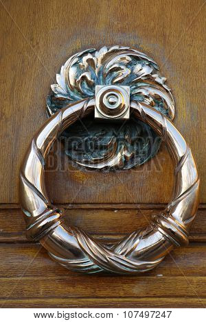 Ancient Door Knocker
