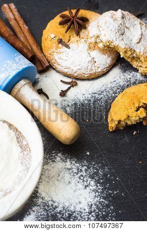 Christmas Time Baking