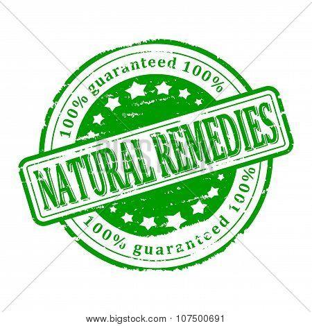 Green Stamp - Natural Remedies