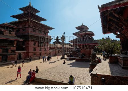 Lalitpur Durbar Square