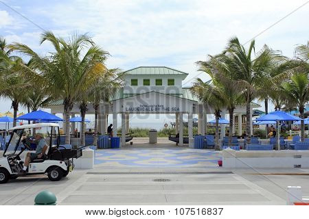 Pavilion In Lauderdale By The Sea