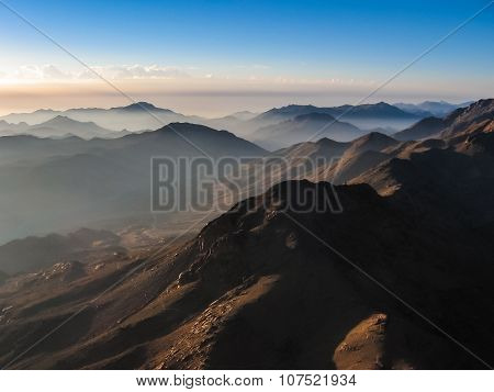 Mount Sinai summit