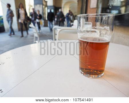 British Ale Beer Pint