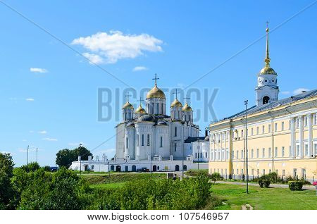 Assumption Cathedral, Vladimir, Golden Ring Of Russia