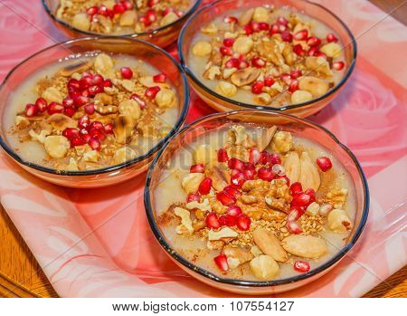 Turkish Dessert Ashura 1