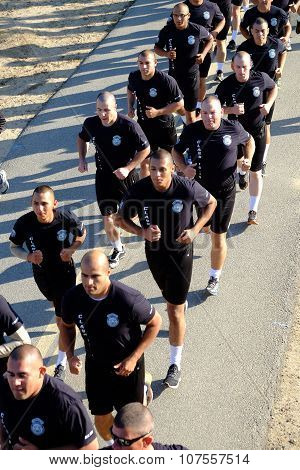 Police Academy Cadets