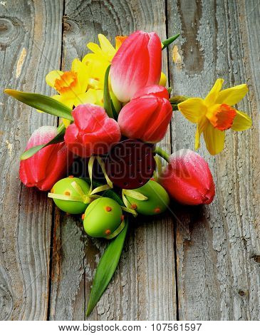 Easter Decoration Theme