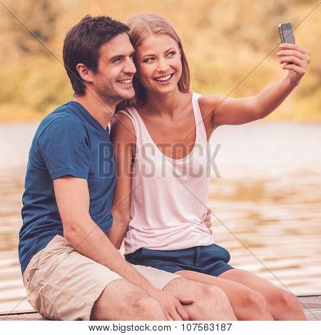 Lovely Selfie.