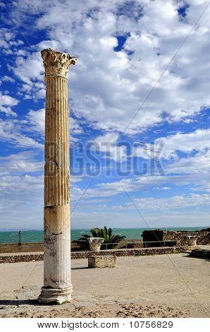 Column In Carthage