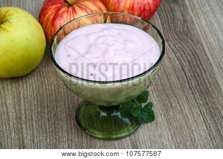 Srawberry Yoghurt