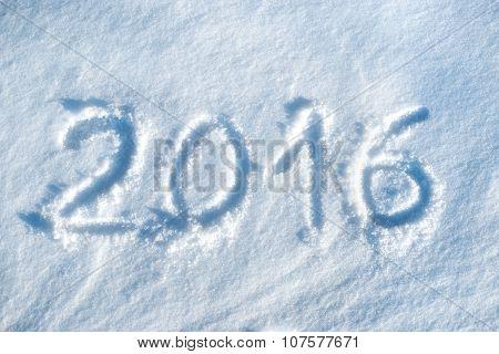 2016 Written In Snow #2