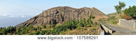 Volcano In Monte Preto
