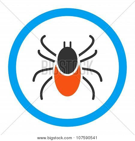 Mite Rounded Vector Icon