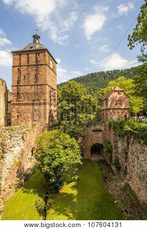 Heidelberg Castle, Palace of kings
