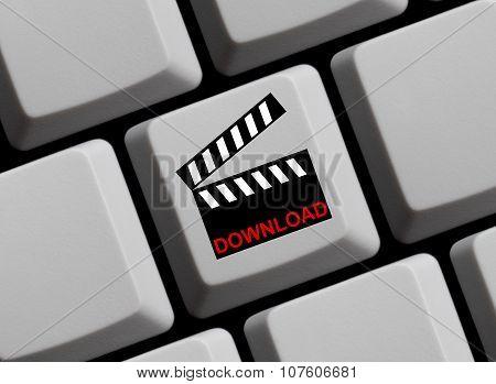 Clapperboard: Film Download