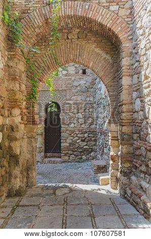 Arabic Gate Malaga