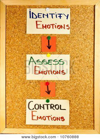 Emotionale Intelligenz-Stufen