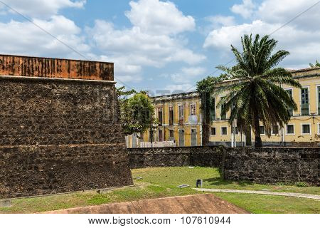 The Fortress in Belem do Para, Brazil