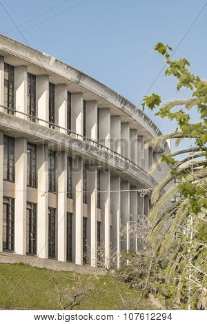 Public Architecture School Of Montevdeo