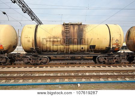 Oil Train Transportation