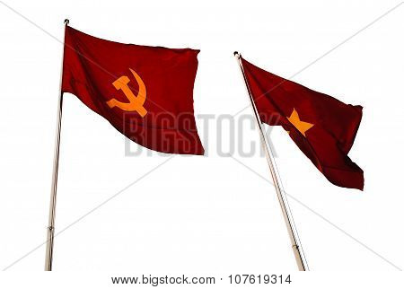Red flags of Vietnam