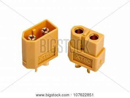 Electronic Collection - Low Voltage High-power Connector Industrial Standard - Xt60