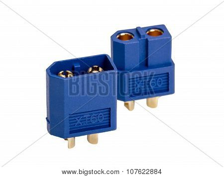 Electronic Collection - Low Voltage Powerful Connector Industrial Standard - Xt60