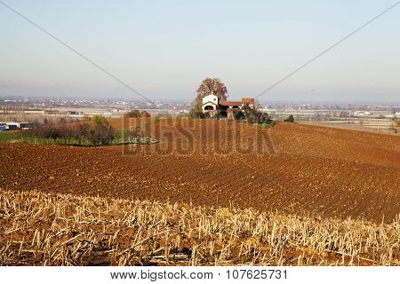Farm Over Hill