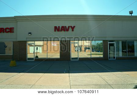 Navy Recruitment Office